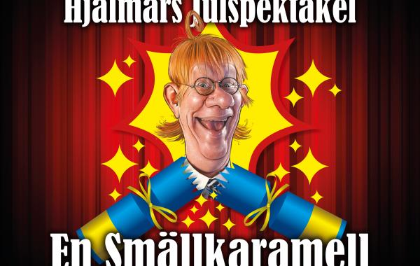 Hjalmars Julspektakel, png, liggande, 2560 x 1810  pixlar